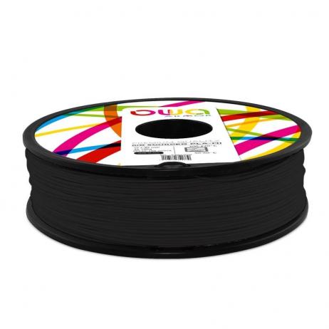 Filament PLA recyclé OWA noir 2.85mm