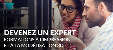 Formations impression 3D