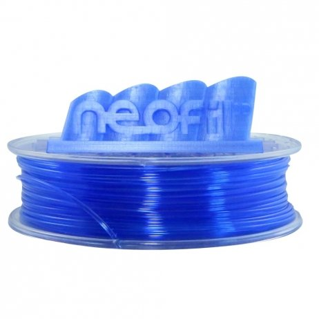 PET-G Bleu transparent Neofil3D