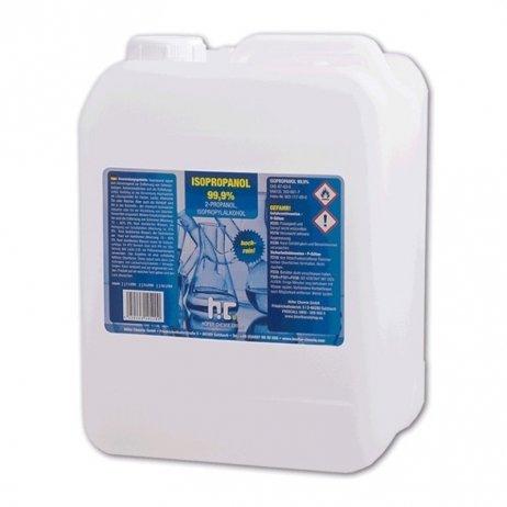 Alcool Isopropylique 99% Bidon 5L