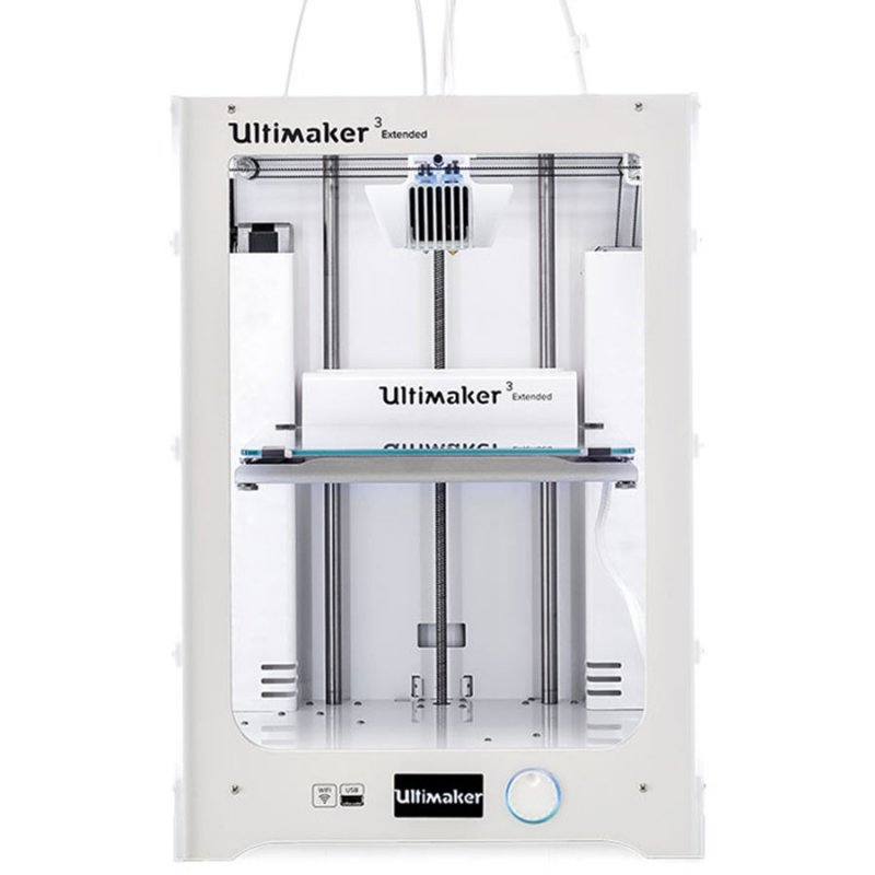 ultimaker 3 extended acheter um3 extended. Black Bedroom Furniture Sets. Home Design Ideas