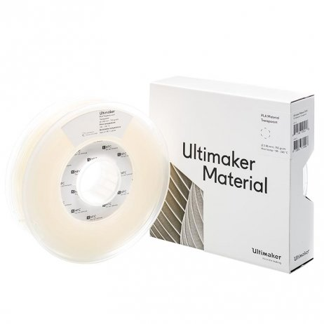 PLA Ultimaker Transparent