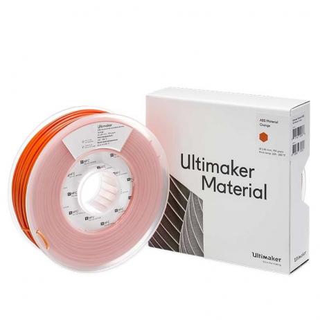 ABS Ultimaker Orange