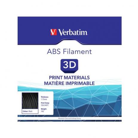 ABS Noir Verbatim 1 Kg