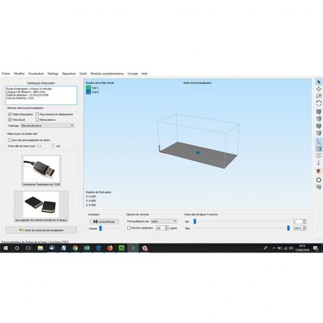 Simplify3d logiciel d 39 impression 3d professionnel polyvalent for Logiciel paysagiste 3d professionnel