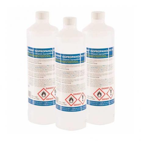 IPA Alcool Isopropylique 99% 6x1L