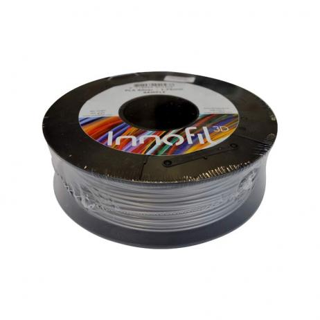 Echantillon PLA Argent Innofil3D 300g