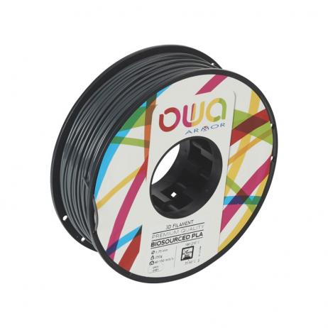 Filament 3D PLA-S OWA Gris