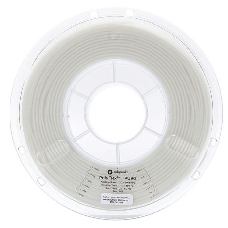 Polyflex TPU90 Blanc