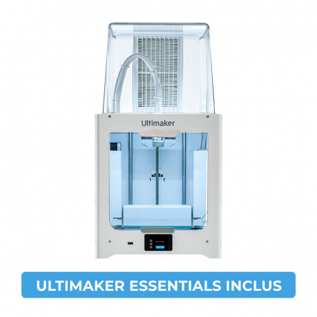 Pack Ultimaker 2+ Connect Air Manager Essentials
