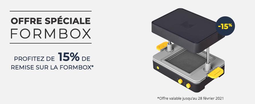 FormBox : - 15% de réduction