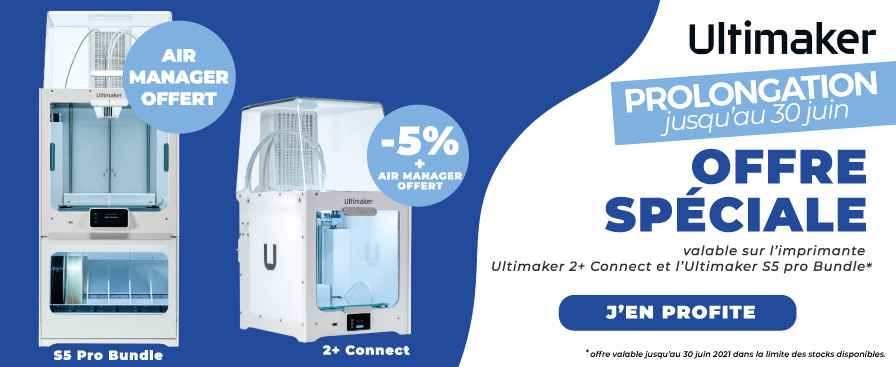 Promotions Ultimaker